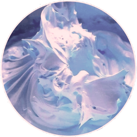 Blueberry Burst Whipped Shower Soap